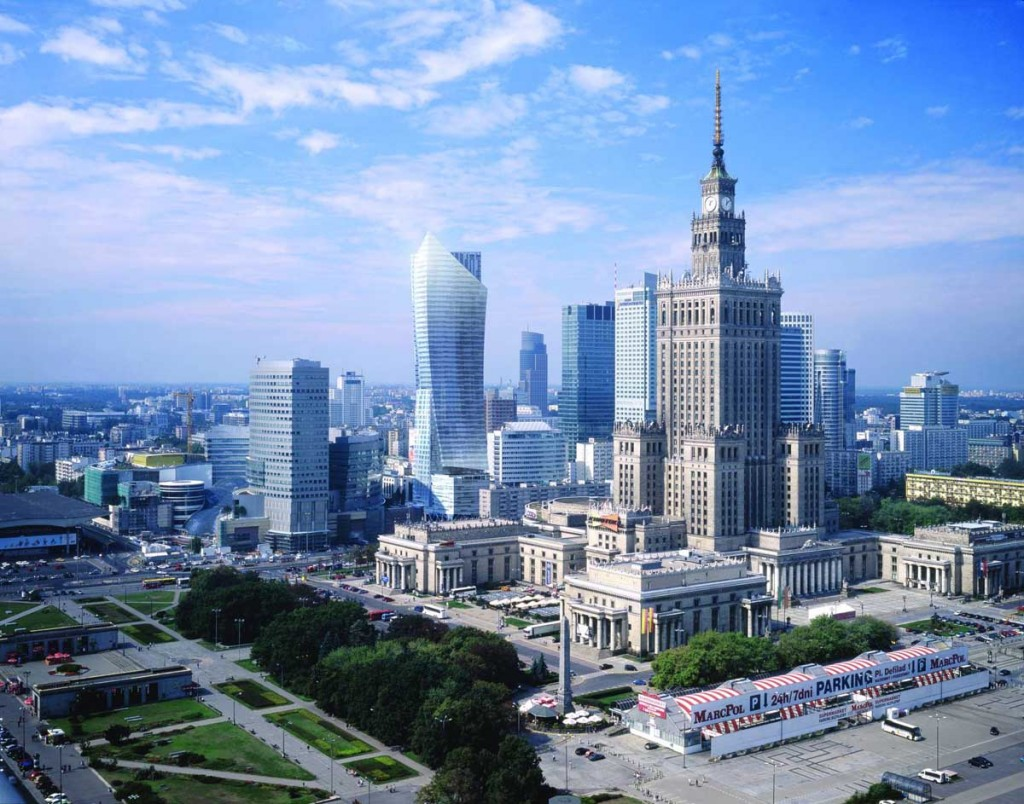 Warsaw European Tours